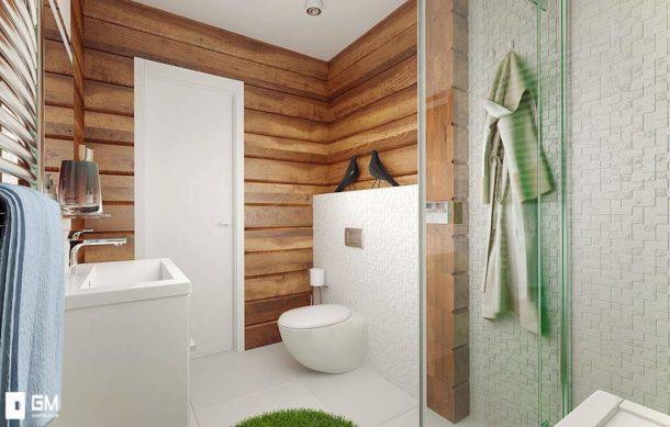 Великолепная деревянная отделка