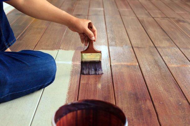 Качество покраски во многом зависит от качества подготовки основания