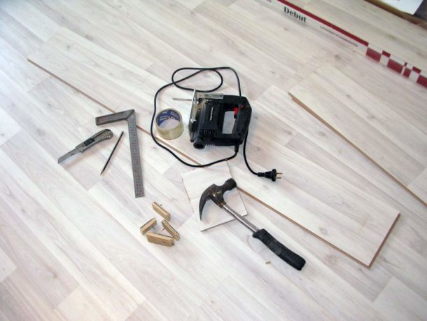 Ремонтируем деревянный пол