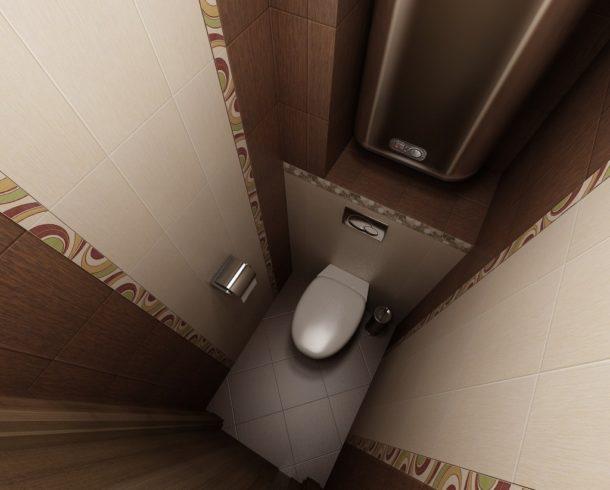 Делаем ремонт туалета в хрущевке