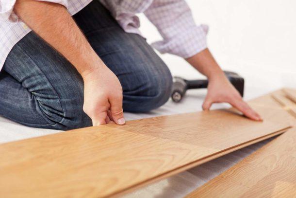 Мелкий ремонт и работы средней сложности можно провести самостоятельно