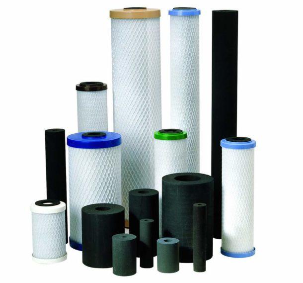 Существует множество видов картриджей для горячей и холодной воды, которые подбираются в соответствии с качеством воды и потребностями