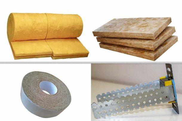 Для защиты от постороннего шума используются различные по характеристикам материалы