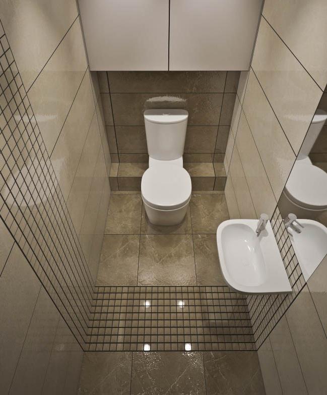 Как ремонт сделать ремонт в туалете фото 724