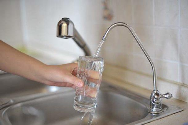 Необходимо правильно подобрать кран для питьевой воды и место его установки