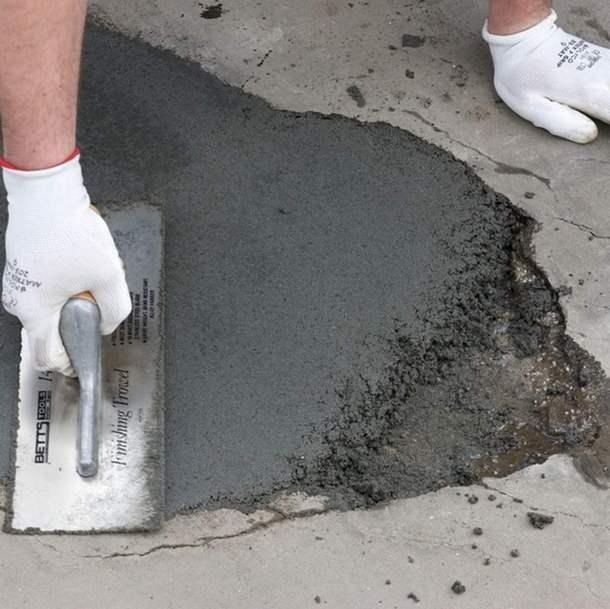 ремонт бетонных покрытий