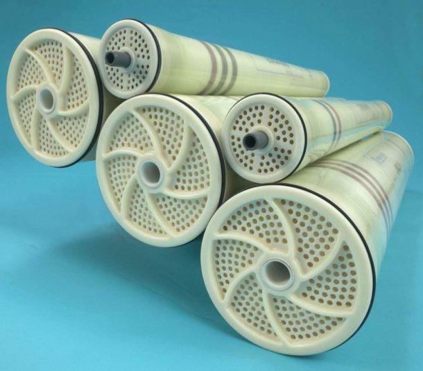 Одна из разновидностей мембранных систем очистки