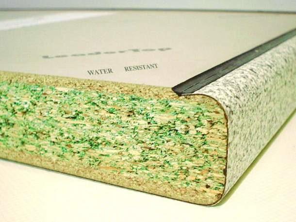 Плита ДСП с покрытием характеризуется оптимальным соотношением качества и цены