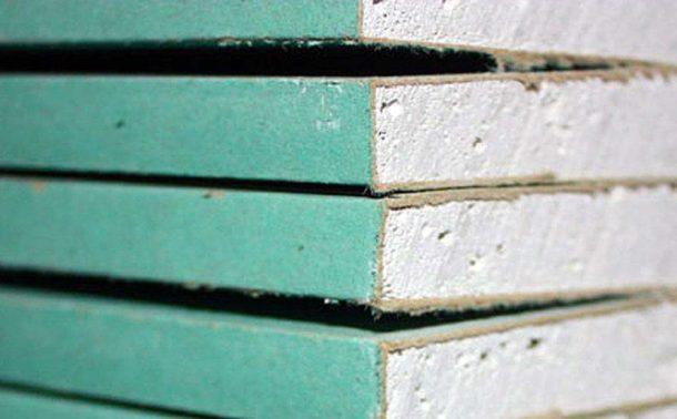 Потолки из гипсокартона (10 фото) для гостиной двухуровневые