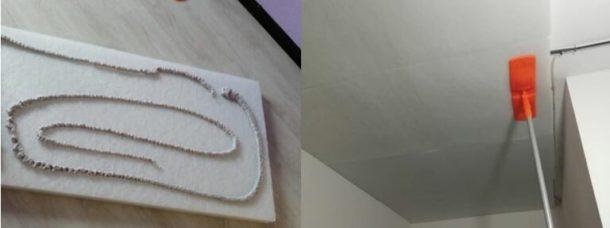 Шумоизоляция под натяжной потолок в квартире: цена, варианты
