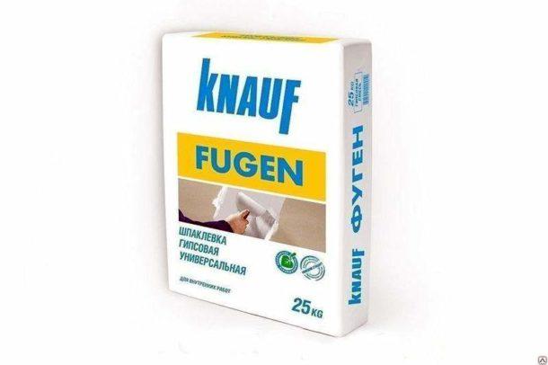 «Кнауф Фуген» («Фугенфюллер»)