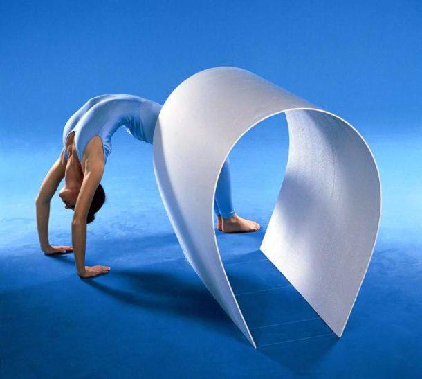 Гибкий гипсокартон для возведения арочных конструкций