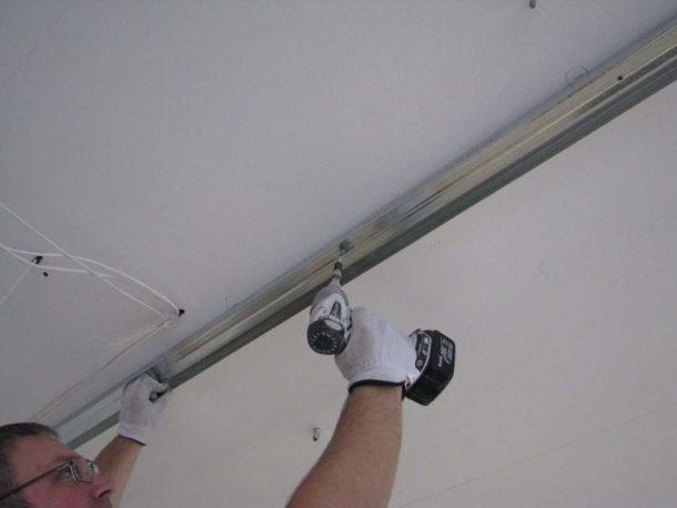 Профиль для гипсокартона: какие профиля нужны для перегородок, стен и потолка