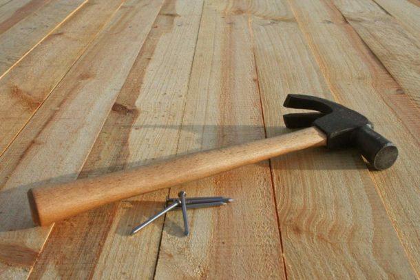 Оцениваем состояние деревянного основания
