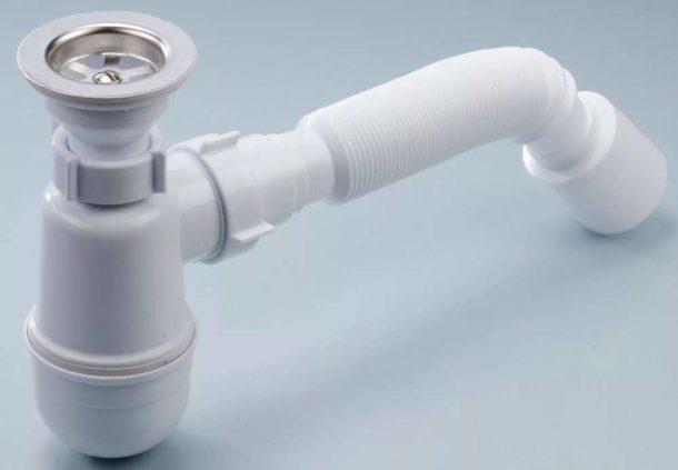 Пластиковое устройство бутылочного типа - самый распространенный вариант