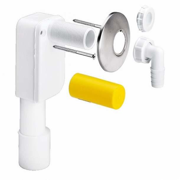 Сифон для посудомоечной или стиральной машины