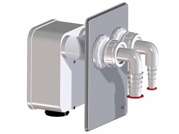 Встраиваемое устройство для посудомоечных и стиральных машин
