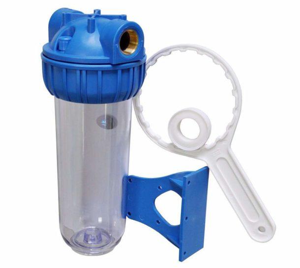 Устройство для тонкой фильтрации воды