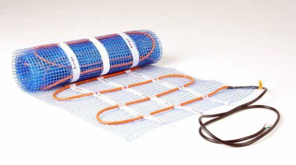 Электрический мат для обогрева