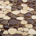Элементы в форме камушков