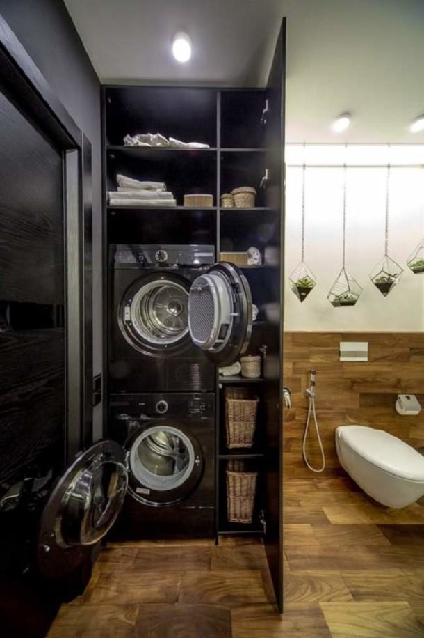 Сантехника и оборудование в ванной