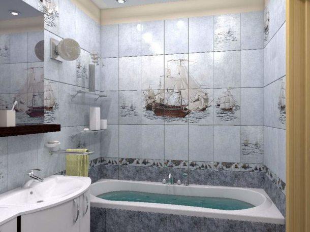 Тематическая ванная