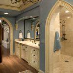 Арки в ванной