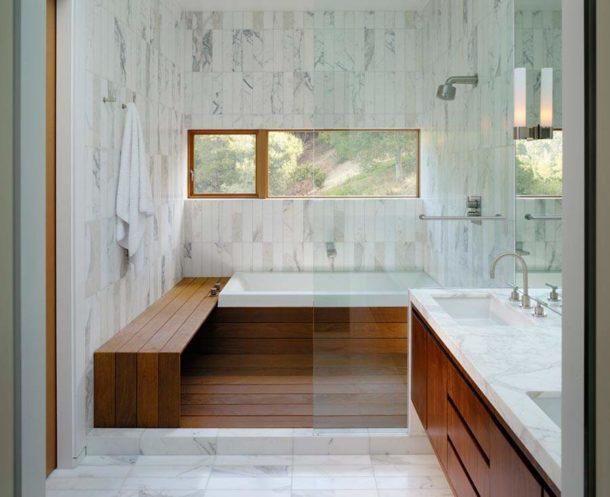 Не всякая древесина подойдет для использования во влажных помещениях