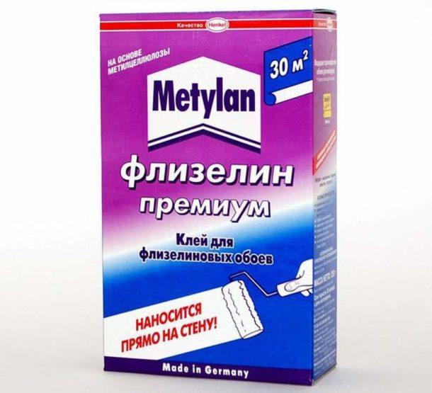 Состав для флизелиновых полотен на основе метилцеллюлозы