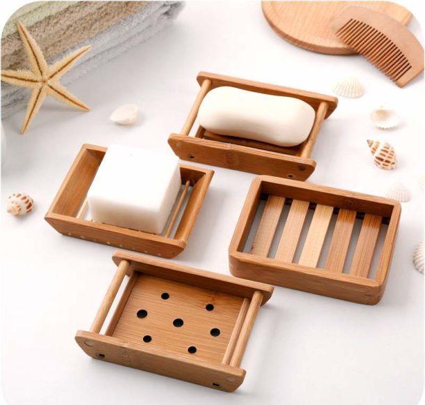 Мелкие деревянные аксессуары добавят интерьеру изысканности