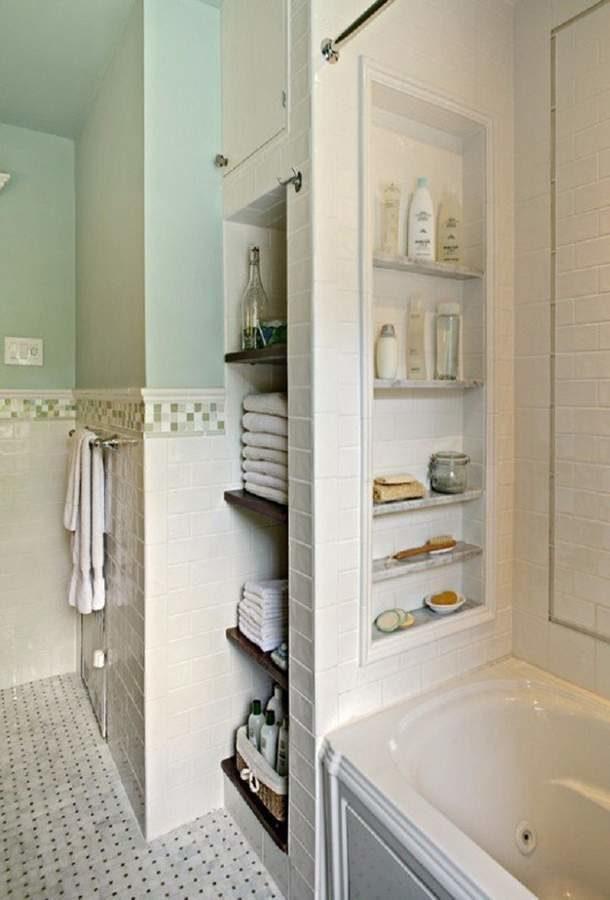 Полки в ванной своими руками из гипсокартона фото