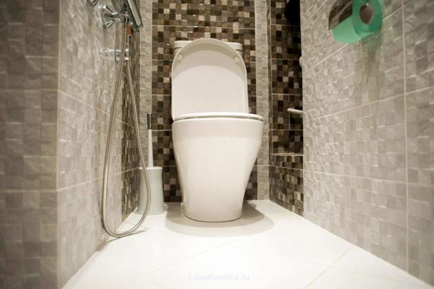 Современный дизайн туалета