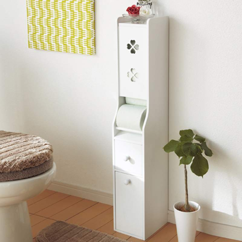 21 - Meuble rouleau papier wc ...