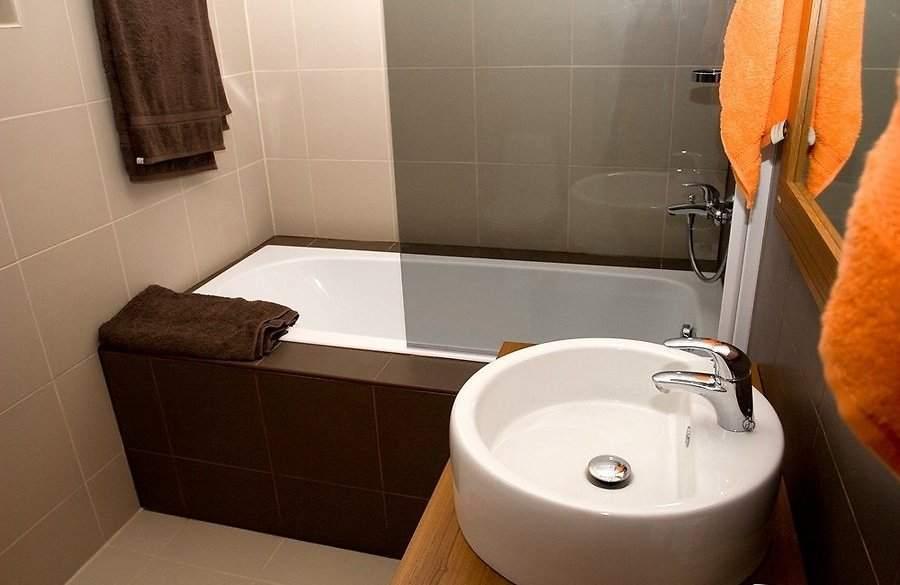 Ванная комната 3 м дизайн