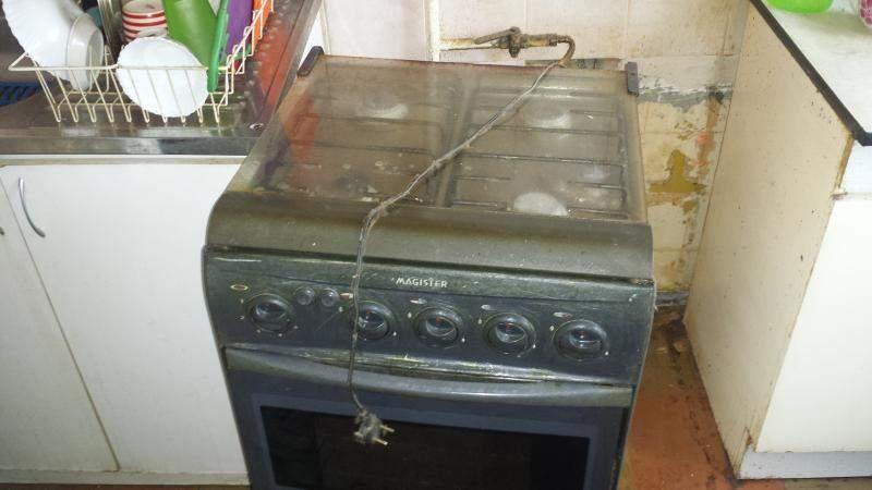 Установка газовой плиты своими руками штраф 24