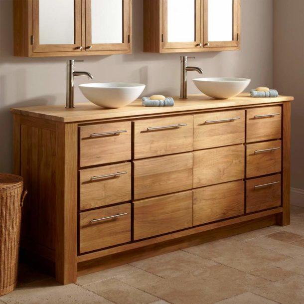 Влагостойкая деревянная мебель