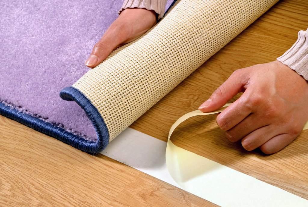 Как очистить светлый ковролин в домашних условиях