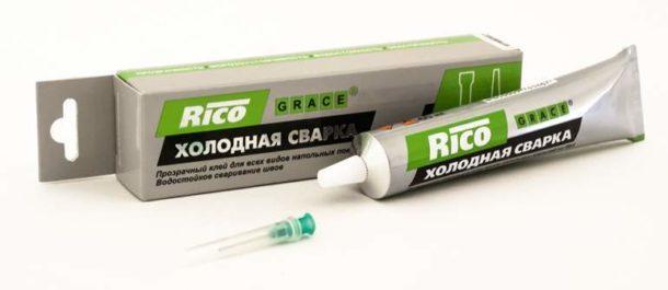 Выбираем клей-сварку для соединения швов линолеума