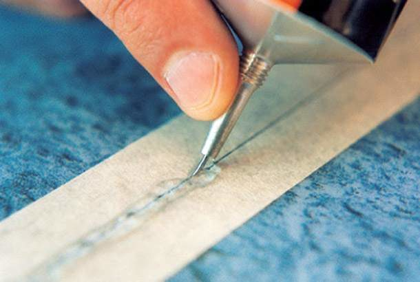 Клей для стыков линолеумного покрытия