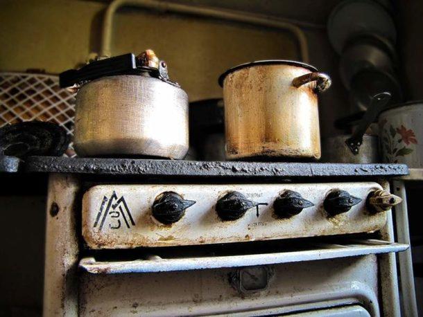 Старый агрегат, который давно необходимо заменить