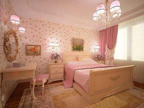 Западная спальня