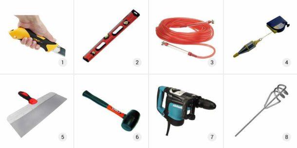 Некоторые инструменты