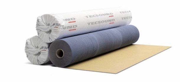 Рулонный материал Tecsound