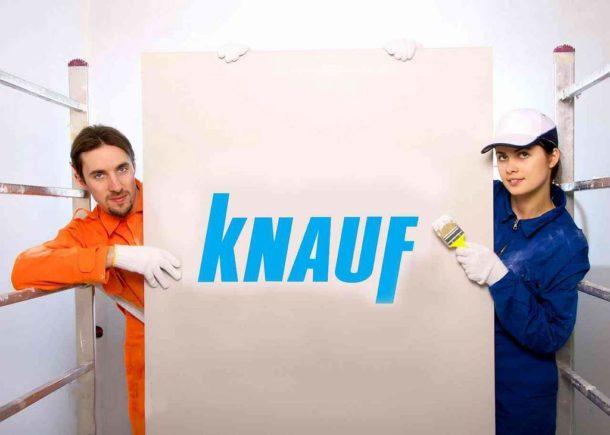 """Преимущества готовых решений от """"Кнауф"""""""