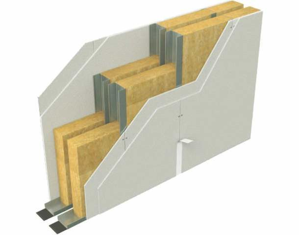 Структура перегородки С 115