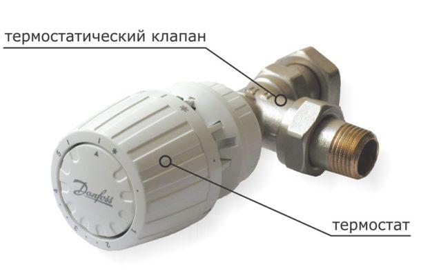 Терморегулятор RTD-N