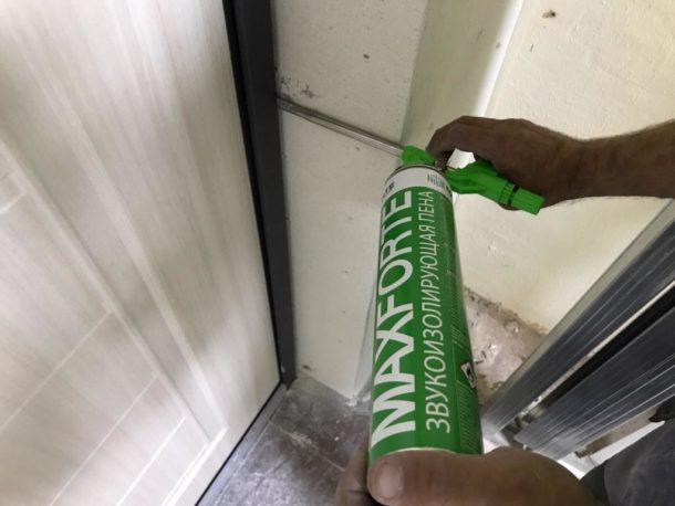 Какая пена лучше для пластиковых окон