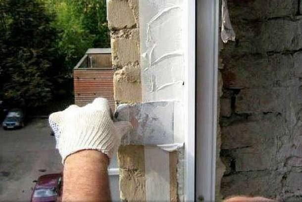 Какой герметик лучше для пластиковых окон: внутри и снаружи