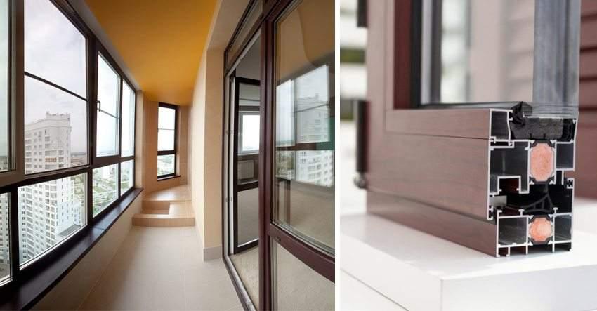 Алюминиевые или пластиковые окна на балкон пластиковое окно заказать в екатеринбурге