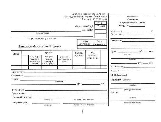 расписка на получение денег на строительные материалы